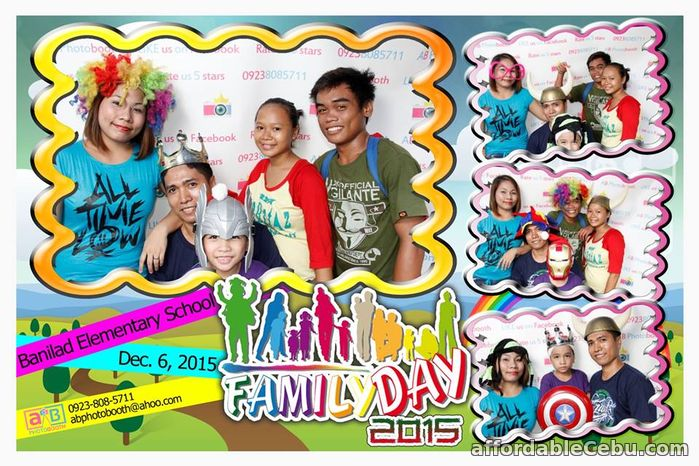 4th picture of AB Photobooth Cebu Affordable Rates for All Occasions! Offer in Cebu, Philippines