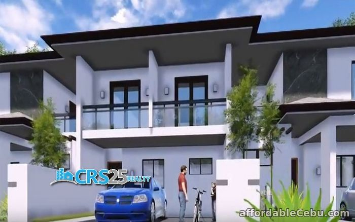 2nd picture of townhouse for sale 3 bedrooms For Sale in Cebu, Philippines