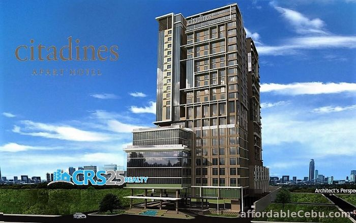 2nd picture of Baseline Center Citadines Apart Hotel in Cebu For Sale in Cebu, Philippines