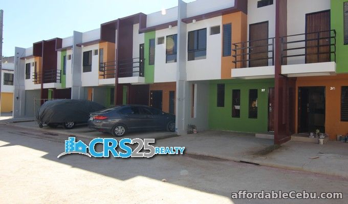 2nd picture of 2 storey townhouse 3 bedrooms for sale in talamban For Sale in Cebu, Philippines