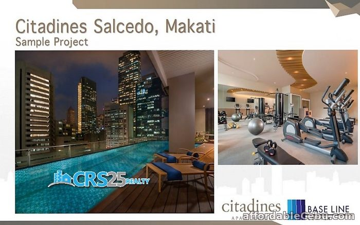 1st picture of Baseline Center Citadines Apart Hotel in Cebu For Sale in Cebu, Philippines