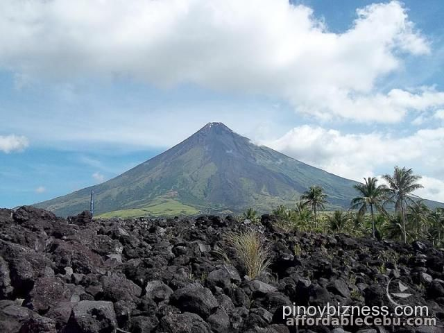 1st picture of Trip to the foot of Mayon Volcano, Bicol tour package Announcement in Cebu, Philippines