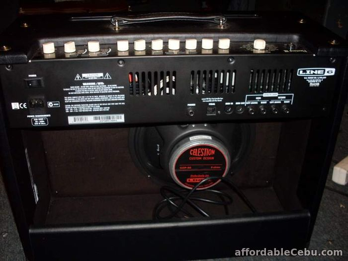 1st picture of Guitar Amp Line 6 Flextone III For Sale in Cebu, Philippines