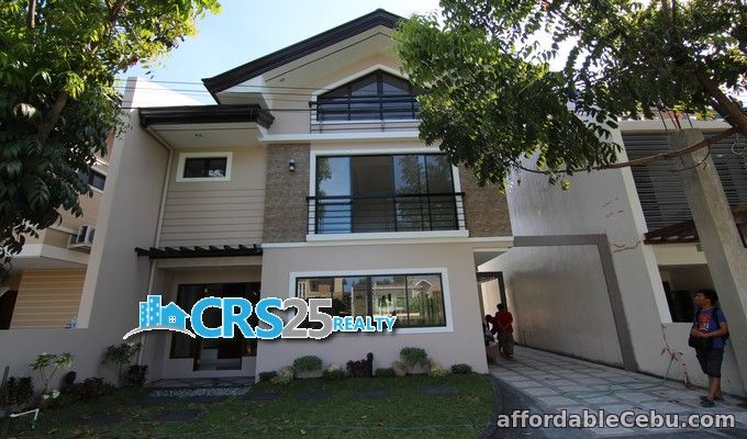 1st picture of 4 BEDROOM HOUSE NEAR ATENEO DE CEBU For Sale in Cebu, Philippines