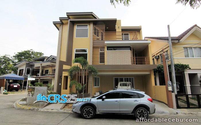 1st picture of Brand new 4 bedrooms 3 storey house for sale in cebu For Sale in Cebu, Philippines