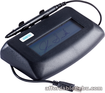 3rd picture of Compact LCD Electronic Signature Pad for Cloud Applications For Sale in Cebu, Philippines