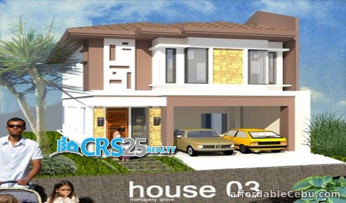1st picture of 2 storey 3 bedrooms near Cebu International School For Sale in Cebu, Philippines