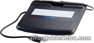 1st picture of Scriptel ST1475 StaticCap capacitive sensing Electronic signature pad For Sale in Cebu, Philippines
