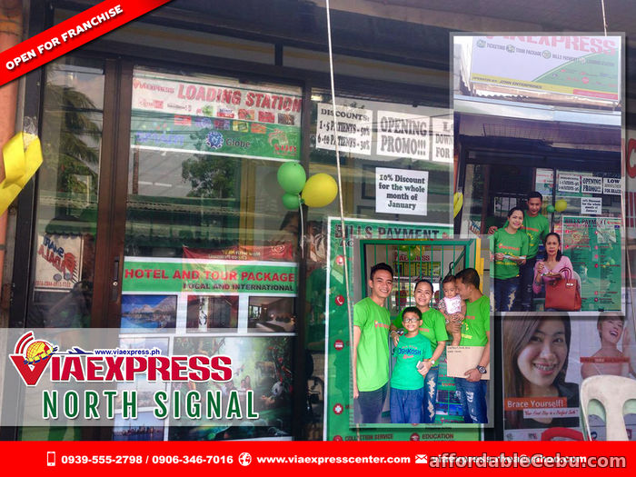 1st picture of How To Put Up Travel Agency With Loading Station Offer in Cebu, Philippines