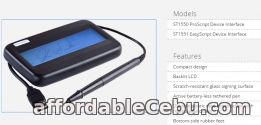 2nd picture of Compact LCD Electronic Signature Pad for Cloud Applications For Sale in Cebu, Philippines