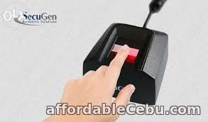 3rd picture of Secugen Hamster Pro (HUPX™) Biometric Solution For Sale in Cebu, Philippines