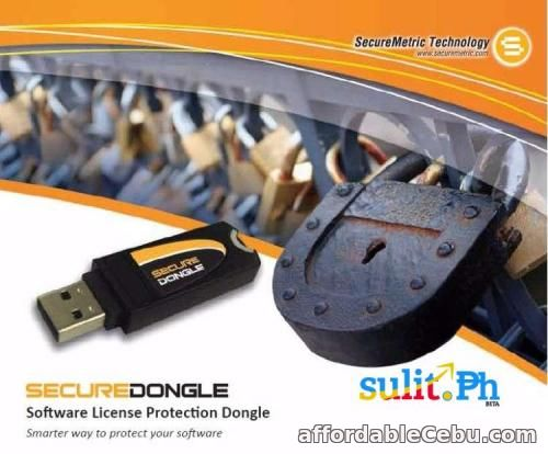 5th picture of SecureDongle - Software Protection Dongle (Anti-Piracy) For Sale in Cebu, Philippines
