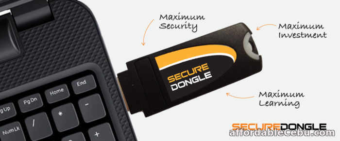 1st picture of SecureDongle - Software Protection Dongle (Anti-Piracy) For Sale in Cebu, Philippines