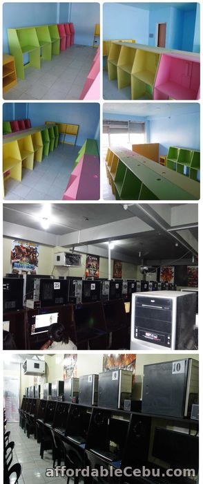 1st picture of Internet Cafe for Sale - Newly renovated For Sale in Cebu, Philippines