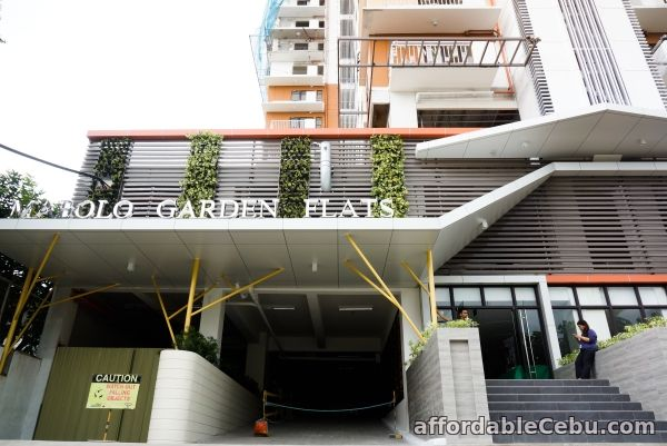 "2nd picture of Cebu Center ""Condo Mabolo Garder Flats"" For Rent in Cebu, Philippines"