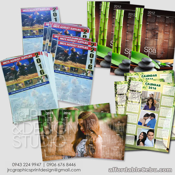 2nd picture of Yearly Customized Calendars For Sale in Cebu, Philippines