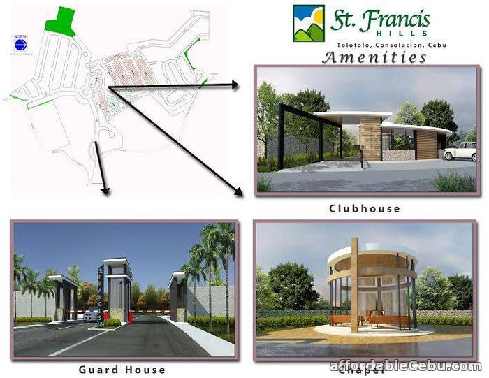 2nd picture of House and Lot for sale at St. Francis Hills Subdivision in Consolacion,Cebu For Sale in Cebu, Philippines