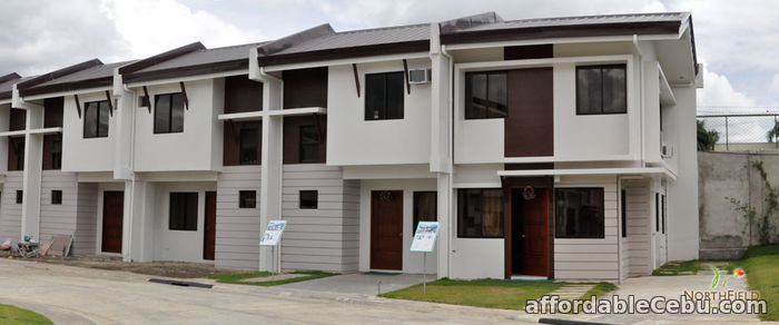 1st picture of House and Lot For Sale in North Field Canduman Mandaue City near Ateneo De Cebu For Sale in Cebu, Philippines