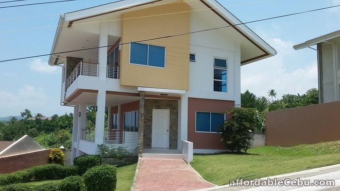 1st picture of 3 Story 4 Bedroom House And Lot For Sale in Talisay City Overlooking View For Sale in Cebu, Philippines