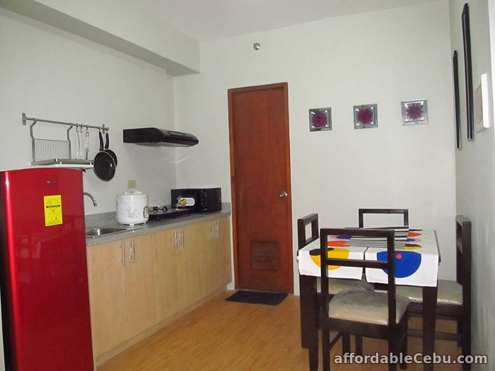 5th picture of 1 Bedroom Furnished Condo For Rent Near JY Square Lahug Cebu City For Rent in Cebu, Philippines