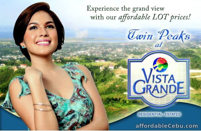 1st picture of Lot only for sale at Vista Grande in Cebu For Sale in Cebu, Philippines