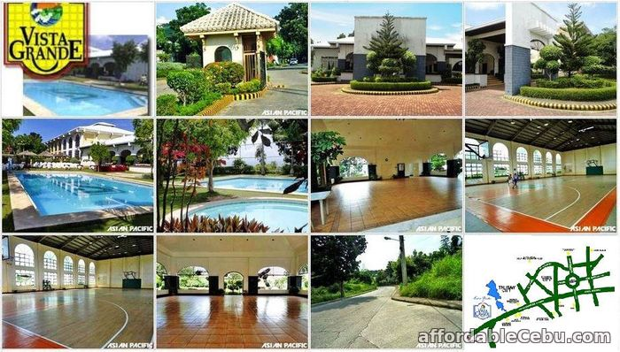 2nd picture of Lot only for sale at Vista Grande in Cebu For Sale in Cebu, Philippines