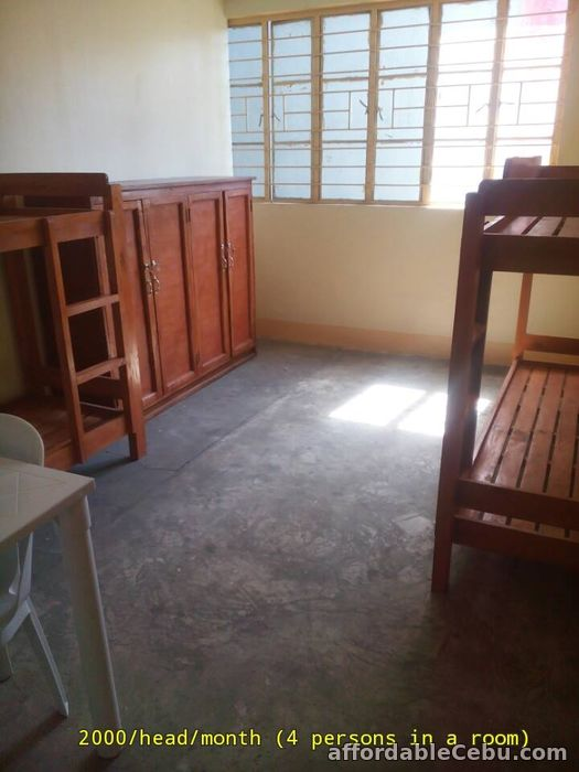5th picture of LADIES DORMITORY FOR RENT - AFFORDABLE AND VERY CONVENIENT For Rent in Cebu, Philippines