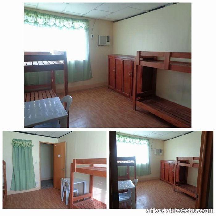 1st picture of LADIES DORMITORY FOR RENT - AFFORDABLE AND VERY CONVENIENT For Rent in Cebu, Philippines