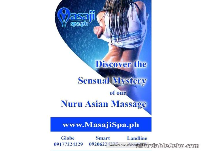 1st picture of Stress Relief_Nuru Asian Massage Offer in Cebu, Philippines