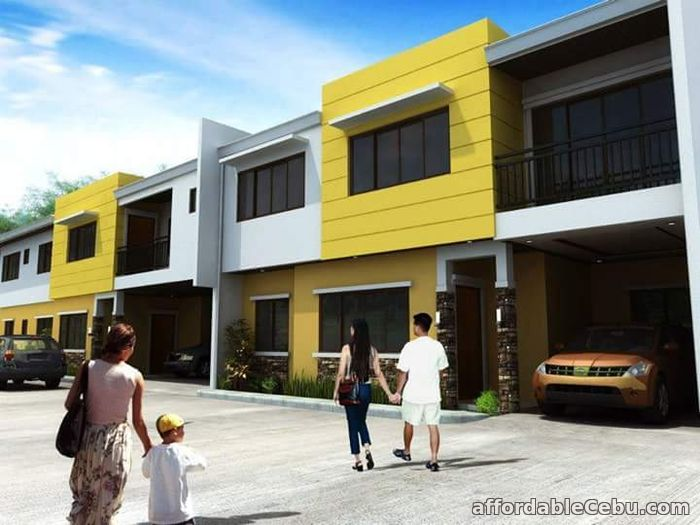 2nd picture of Townhouse for sale at tabunok cebu For Sale in Cebu, Philippines