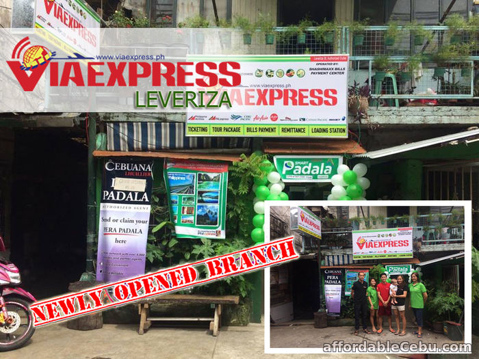 1st picture of Cheapest Travel Agency Ticketing Business Promo Package with Loading Station For Sale in Cebu, Philippines