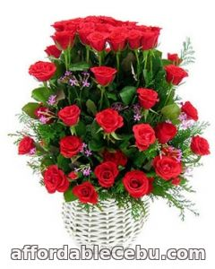 1st picture of Best Online Services for Fresh Flowers Delivery in Philippines For Sale in Cebu, Philippines