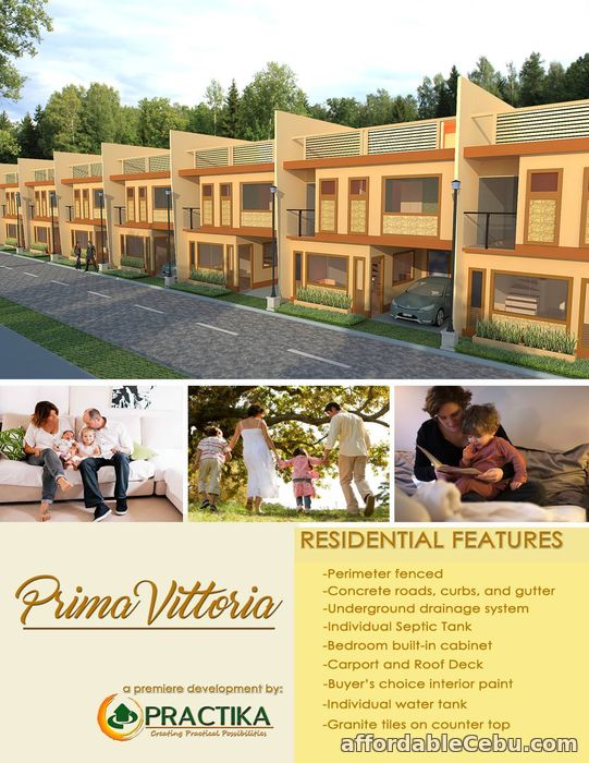 1st picture of Prima Vittoria homes For Sale in Cebu, Philippines