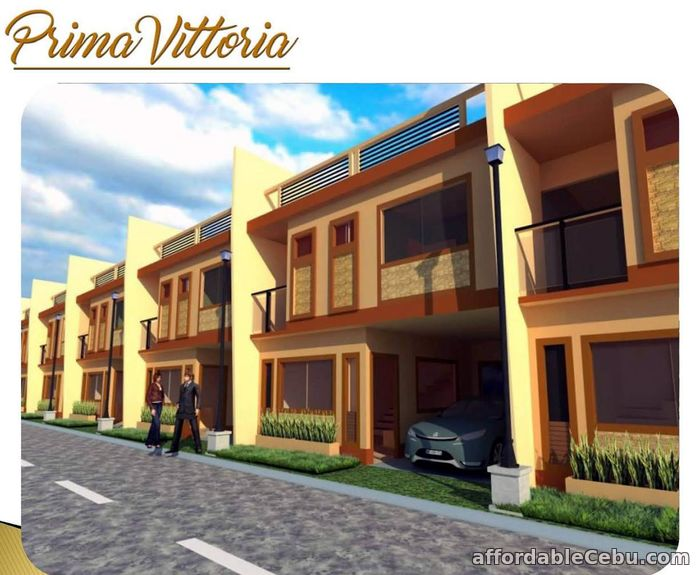 3rd picture of Prima Vittoria homes For Sale in Cebu, Philippines