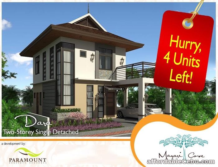 2nd picture of Single Detached House for sale at Mazari Cove-Dara Model For Sale in Cebu, Philippines