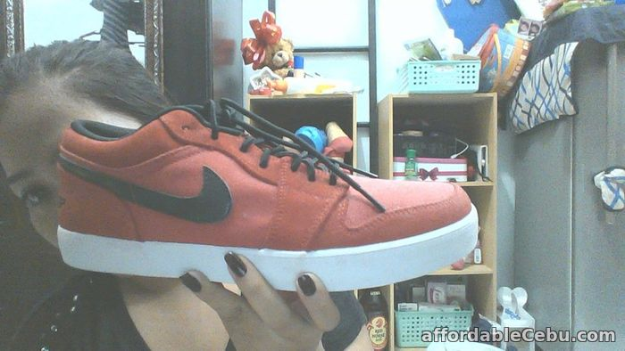 1st picture of RED NIKE AIR JORDAN For Sale in Cebu, Philippines
