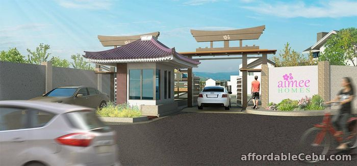 1st picture of Lot Only Aimee Homes Subd.Affordable price 4,800 per sqm For Sale in Cebu, Philippines