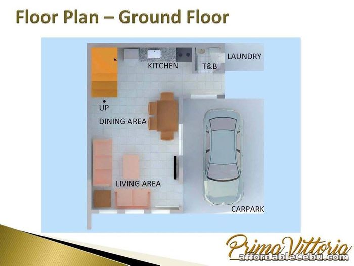 5th picture of Prima Vittoria homes For Sale in Cebu, Philippines