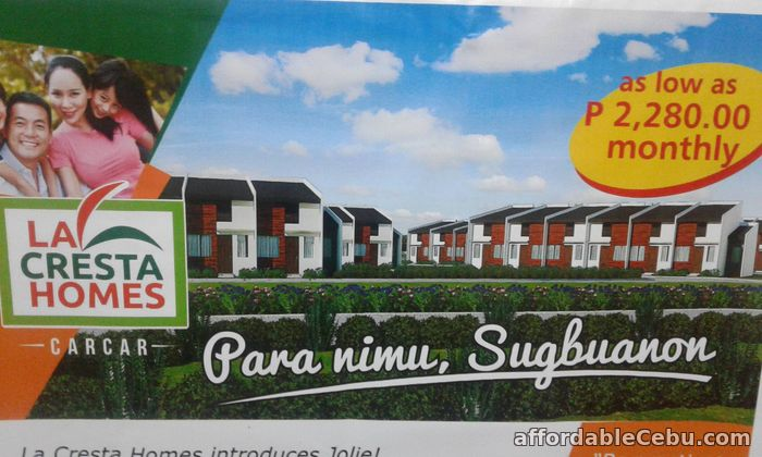 4th picture of La Crista Homes-Jollie For Sale in Cebu, Philippines