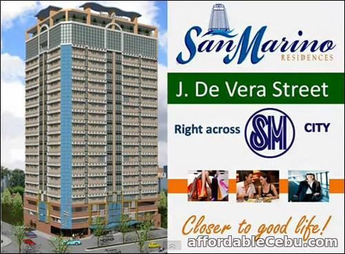 1st picture of San Marino Condominium(RFO) For Sale in Cebu, Philippines