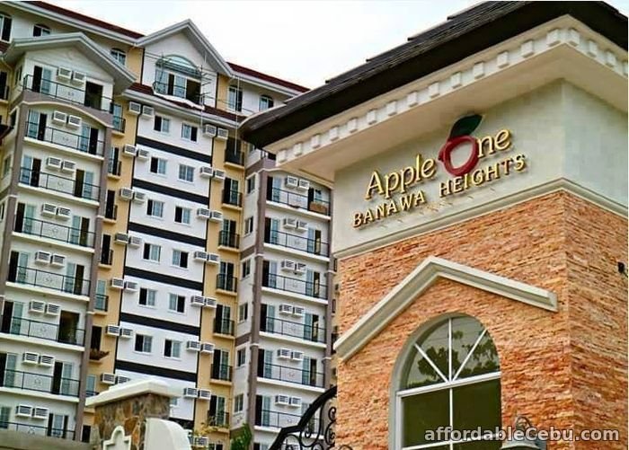1st picture of APPLE ONE BANAWA HEIGHTS in Cebu city For Sale in Cebu, Philippines