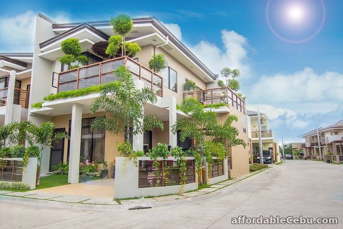 2nd picture of Elegant Living Made Affordable Single Attached House and Lot Mohon For Sale in Cebu, Philippines