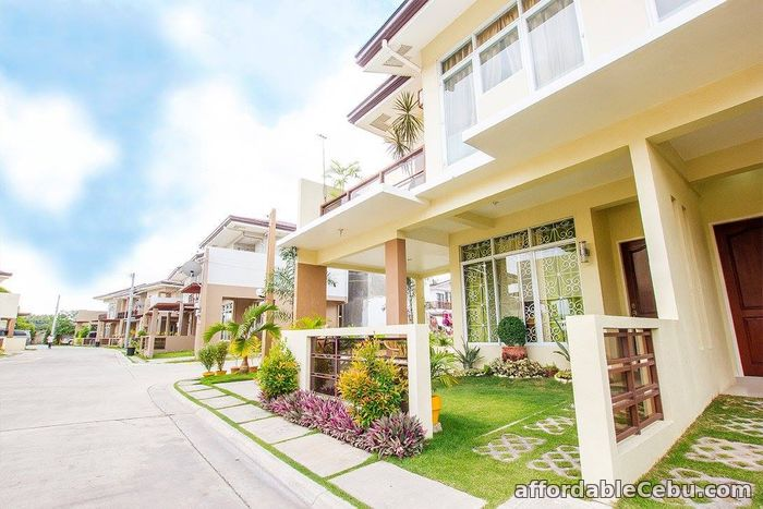 3rd picture of Elegant Living Made Affordable Single Attached House and Lot Mohon For Sale in Cebu, Philippines