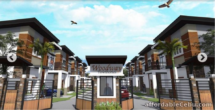 3rd picture of Woodway Townhouse Amber Unit — in Talisay, Cebu. For Sale in Cebu, Philippines