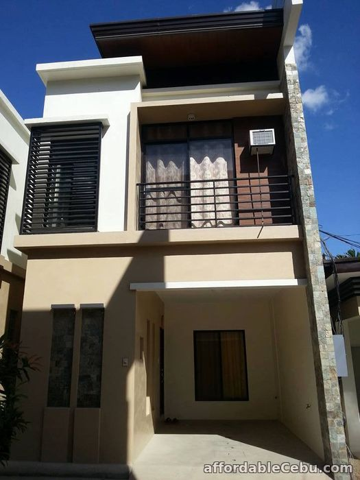 1st picture of House For Sale in Cebu City Pristine Grove Talamban Re open 2 uni For Sale in Cebu, Philippines