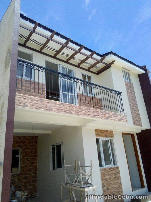 4th picture of HAPPY HOMES TALISAY - Italia Model - 1.8M — in Talisay, Cebu. For Sale in Cebu, Philippines