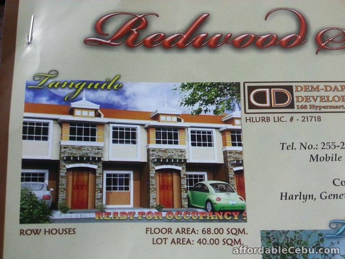 4th picture of Redwood Subdivision in Consolacion For Sale in Cebu, Philippines