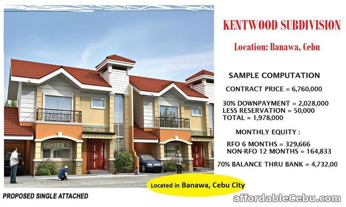 5th picture of Kentwood Subdivision Banawa Cebu City For Sale in Cebu, Philippines