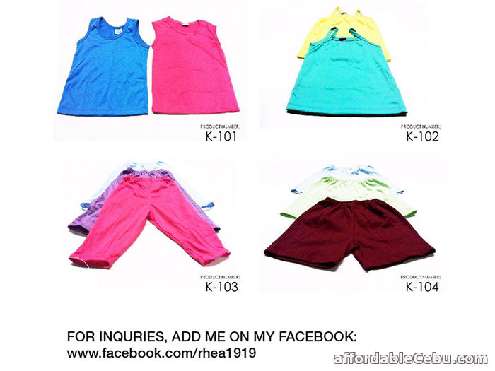 1st picture of kids clothes For Sale in Cebu, Philippines
