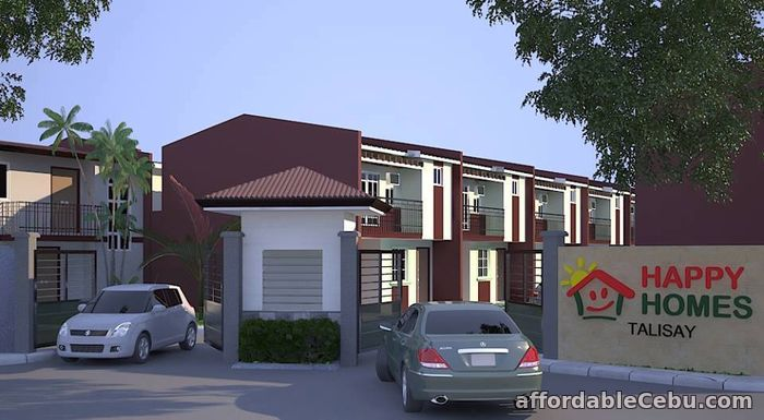 3rd picture of HAPPY HOMES TALISAY - Italia Model - 1.8M — in Talisay, Cebu. For Sale in Cebu, Philippines